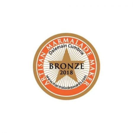 Dalemain Bronze Award Badge 2018