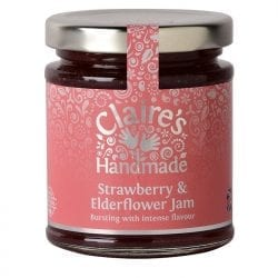 Strawberry and Elderflower Jam