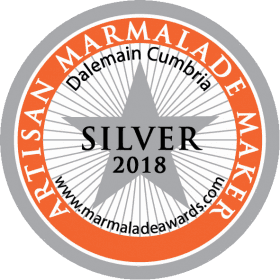World Marmalade Awards 2018 Silver
