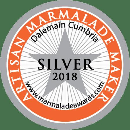 World Marmalade Awards 2018 Silver