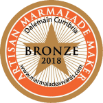World Marmalade Awards 2018 Bronze