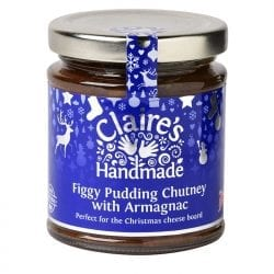 Figgy Pudding Chutney with Armagnac