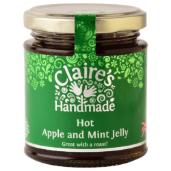 Hot Apple and Mint Jelly 200g