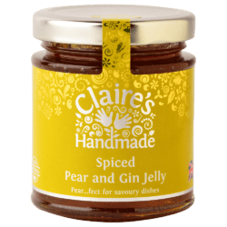 Spiced Pear and Gin Jelly 200g